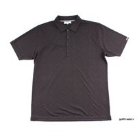 CALVIN KLEIN STANDARD POLO GOLF SHIRT MEDIUM CHARCOAL - #B1620