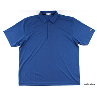 CALVIN KLEIN STANDARD POLO GOLF SHIRT XL ELECTRIC BLUE - #B1622