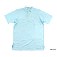 FAIRWAY & GREENE MENS GOLF SHIRT SMALL REEF - #B1635