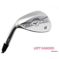 2016 MIZUNO GF FORGED LOB WEDGE 58º DG STEEL WEDGE FLEX - NEW LH #C1863