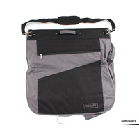 PRECEPT LIGHTWEIGHT SUIT GARMENT TRAVEL BAG BLACK / GREY - NEW #C5841