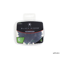 BLACK WIDOW CLASSIC GOLF CLEATS x18 FAST TWIST FITS MOST FJ & ADIDAS #C6072