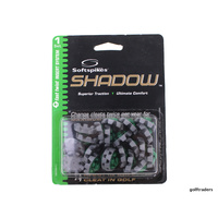 SHADOW SOFT SPIKES FAST TWIST SYSTEM CLEATS x 20- FITS MOST MAJOR BRANDS #C6075