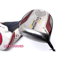 CLEVELAND HIBORE MONSTER XLS DRIVER 10.5º GRAPHITE REGULAR + COVER - LH #C6223