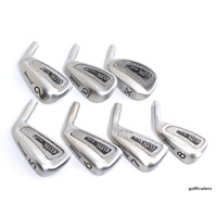 SPALDING ELITE PLUS 5-10, SW IRONS HEADS ONLY - #C6294