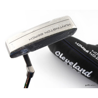 "CLEVELAND HUNTINGTON BEACH 1 PUTTER STEEL 35"" + COVER - NEW - #D1009"