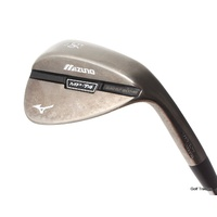 MIZUNO MP-T4 FORGED 56.13 SAND WEDGE 56° DYNALITE GOLD XP S300 STIFF - #D1393