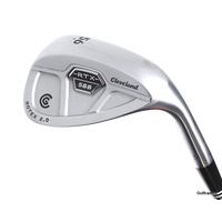 CLEVELAND RTX 588 ROTEX 2.0 56º SAND WEDGE DYNAMIC GOLD WEDGE FLEX - #D151
