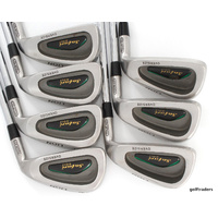 SAFARI GOLF LION TOUR 431 STAINLESS 4-PW IRONS TT STEEL REGULAR FLEX #D2080