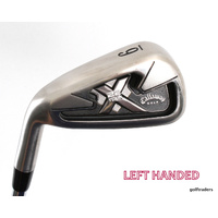 CALLAWAY X22 TOUR 6 IRON PROJECT X 6.5 FLIGHTED EXTRA STIFF - LH #D2413