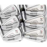 "TAYLORMADE RSI TP FORGED 5-PW IRONS NS PRO MODUS 3 TOUR 120 STIFF (+0.25"" D3088"
