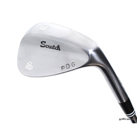 SCRATCH PDG 56º SS FORGED SAND WEDGE STEEL #D31