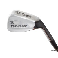 SPALDING TOP-FLITE LT GRIND PITCHING WEDGE DYNAMIC GOLD STEEL STIFF - #D3116