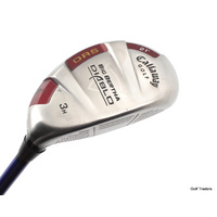 CALLAWAY BIG BERTHA DIABLO 3 HYBRID 21° GRAPHITE TOUR AD REGULAR FLEX #D3117