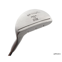 "RAY COOK XF15-S 3-G PUTTER STEEL 35.5"" + NEW GRIP #D3180"