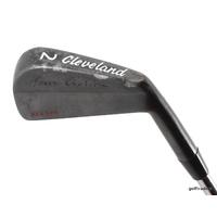 CLEVELAND TOUR ACTION REG. 588 2 IRON DYNAMIC GOLD STEEL STIFF +NEW GRIP #D3184