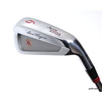 BEN HOGAN APEX EDGE FORGED 6 IRON STEEL STIFF FLEX #D326