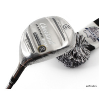 CLEVELAND MASHIE 3 WOOD 15.5º MIYAZAKI TOUR REGULAR FLEX + COVER - NEW #D3480