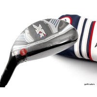 CALLAWAY XR 4 HYBRID 22º GRAPHITE STIFF FLEX + COVER - NEW - #D3884