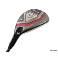 CALLAWAY BIG BERTHA 4 HYBRID 22º GRAPHITE MAMIYA RECOIL REGULAR FLEX #D3888
