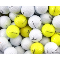 SRIXON TRISPEED GOLF BALLS x 55 - USED - #D3937