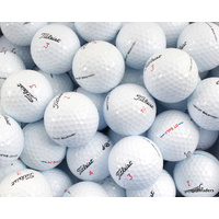 TITLEIST MIXED GOLF BALLS X 50 - USED - #D3944