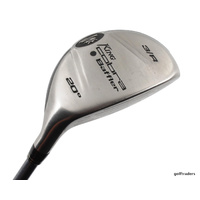 KING COBRA BAFFLER 20º 3 HYBRID GRAPHITE ALDILA NV 50 LADIES FLEX #D3977