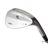 CLEVELAND CG10 54º SAND WEDGE DYNAMIC GOLD WEDGE FLEX - #D4045