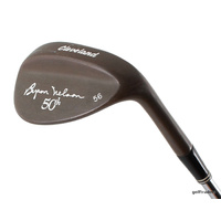 CLEVELAND BYRON NELSON 50TH 56º SAND WEDGE STEEL WEDGE FLEX - NEW GRIP #D4160