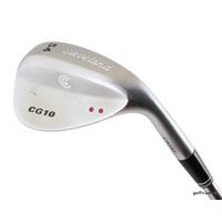 CLEVELAND CG10 54º SAND WEDGE STEEL WEDGE FLEX - #D4358