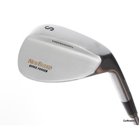 DUNLOP NEWBREED HYPER FORGED PROFESSIONAL SAND WEDGE STEEL STIFF - MINT #D4455