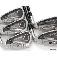 CLEVELAND MASHIE GLIDERAIL IRONS 6-PW GRAPHITE REGULAR FLEX - NEW #D4505