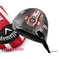 CALLAWAY BIG BERTHA ALPHA 815 DRIVER 10.5° SENIORS + COVER - LH NEW #D4535