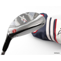 CALLAWAY XR 4 HYBRID 22º GRAPHITE STIFF FLEX + COVER - NEW - #D4538