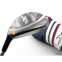 CALLAWAY XR 4 HYBRID 22º GRAPHITE SENIORS FLEX + COVER - NEW - #D4539