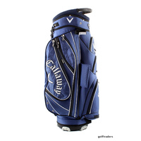 CALLAWAY FORRESTER CART BAG - NAVY - BRAND NEW - #D4851