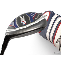 CALLAWAY XR 4 HYBRID 22º GRAPHITE PROJECT X 5.5 REGULAR FLEX + COVER - #D4900