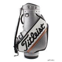 "TITLEIST ""WORLDWIDE TOURS LIMITED ED AUS/NZ #85 OF 160"" STAFF BAG - USED #D5181"