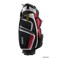NX-G VANTAGE MONASH COUNTRY CLUB GOLF CART BAG -15 WAY TOP + HOOD + NEW #D5183