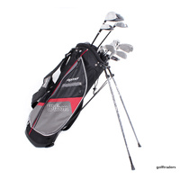"2016 WILSON PROSTAFF HDX MEN'S GOLF PACKAGE SET - NEW +1"" LONGER #D5243"