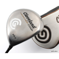 CLEVELAND LAUNCHER COMP 10.5º DRIVER GRAPHITE REGULAR + COVER, NEW GRIP #D5315
