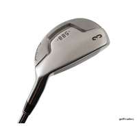 CLEVELAND 588 ALTITUDE  3 HYBRID STEEL TRACTION 85 REGULAR FLEX #D5369