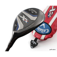 CALLAWAY XR16 OS 7 HYBRID 31º GRAPHITE FUBUKI AT55 REGULAR + COVER - #D5392