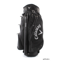 CALLAWAY GOLF CART BAG - BLACK - #D5403