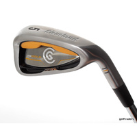 CLEVELAND CG GOLD 5 IRON STEEL TRUE TEMPER FLIGHTED REGULAR FLEX #D5459
