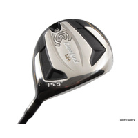 CLEVELAND 588 3 WOOD 15.5° SPEEDER 77 GRAPHITE STIFF - SUPERB #D5533