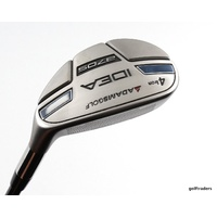 ADAMS IDEA A7OS 4 IRON HYBRID 22º GRAPHITE REGULAR FLEX - #D5538