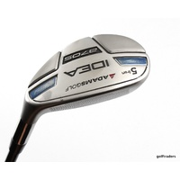 ADAMS IDEA A7OS 5 IRON HYBRID 25º GRAPHITE REGULAR FLEX - #D5540
