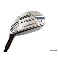 ADAMS IDEA A7OS 3 IRON HYBRID 19º GRAPHITE REGULAR FLEX - #D5541