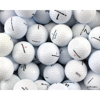 DUNLOP MIXED GOLF BALLS x 50 - USED - #D5595